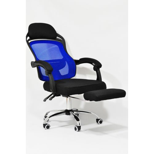 Кресло компьютерное, офисное AVKO Style АМ17028 Blue
