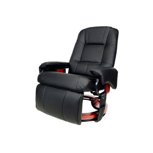 Кресло для отдыха Avko Style AR01 Black с массажем и подогревом