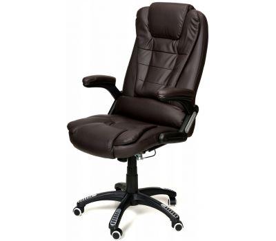 Кресло офисное Calviano Manager коричневый