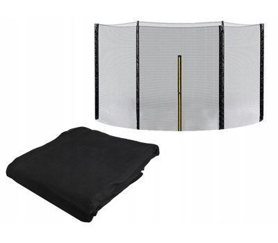 Защитная сетка FunFit для батута 244 см внешняя на 6 столбцов