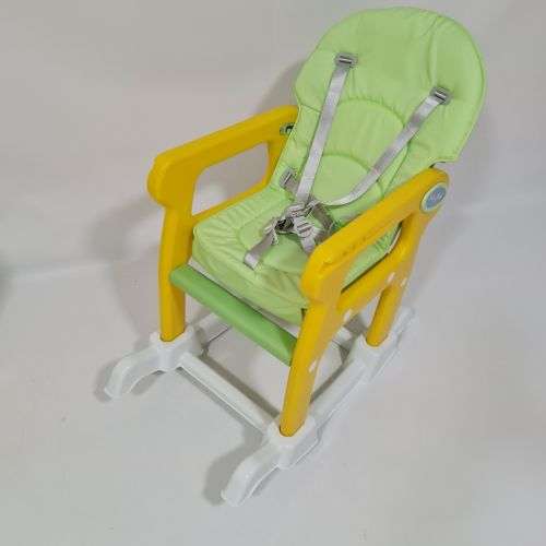Стульчик, кресло для кормления AVKO AHC-223 Green/Yellow