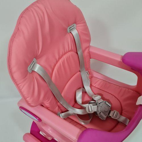 Стульчик, кресло для кормления AVKO AHC-223 Pink
