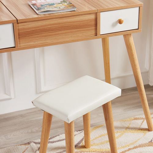 Туалетний столик + табурет AVKO ADT 003 White