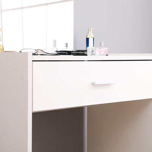 Туалетный столик + табурет AVKO ADT 006 White