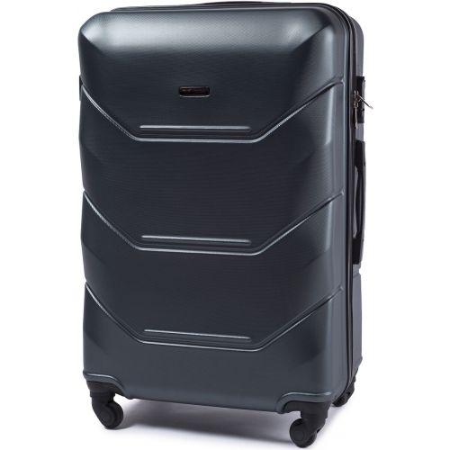 Набор дорожных чемоданов Wings Peacock 147 3 штуки изумрудный