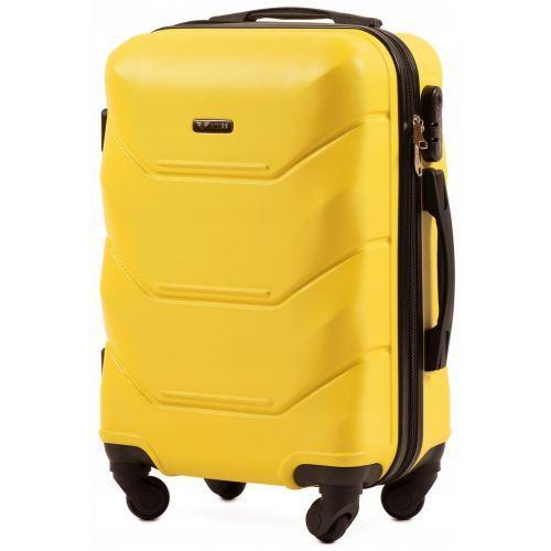 Набор дорожных чемоданов Wings Peacock 147 4 штуки желтый