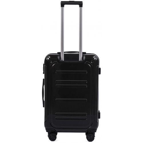 Поликарбонатный чемодан Wings Imperial 175 средний черный