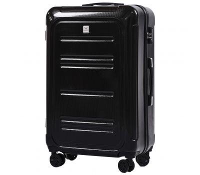 Поликарбонатный чемодан Wings Imperial 175 большой черный