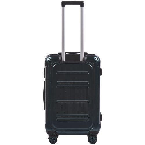 Поликарбонатный чемодан Wings Imperial 175 средний изумрудный