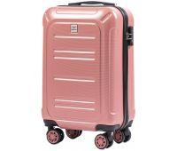 Поликарбонатный чемодан Wings Imperial 175 маленький розовый