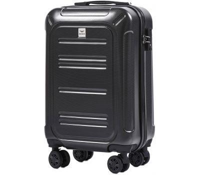 Поликарбонатный чемодан Wings Imperial 175 маленький серый
