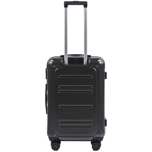 Поликарбонатный чемодан Wings Imperial 175 средний серый
