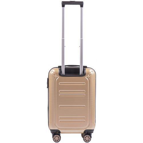 Поликарбонатный чемодан Wings Imperial 175 маленький шампань