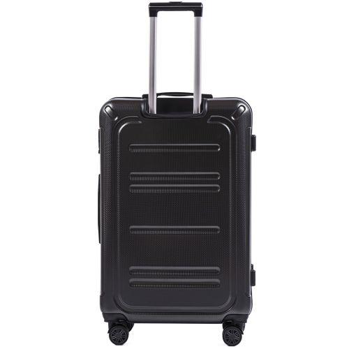 Набор чемоданов из поликарбоната Wings Imperial 175 3 штуки серый