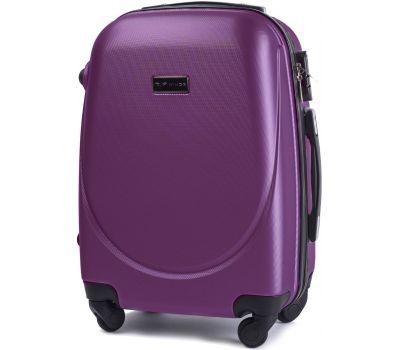 Чемодан Wings 310 мини ручная кладь фиолетовый