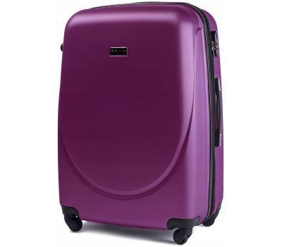 Чемодан Wings 310 большой фиолетовый