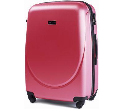 Чемодан Wings 310 большой розовый