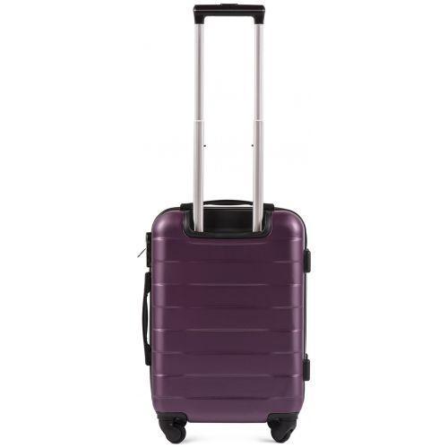 Чемодан Wings 401 большой фиолетовый