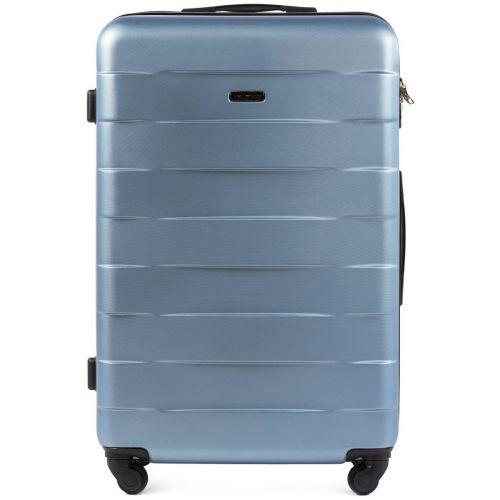 Чемодан Wings 401 большой синий