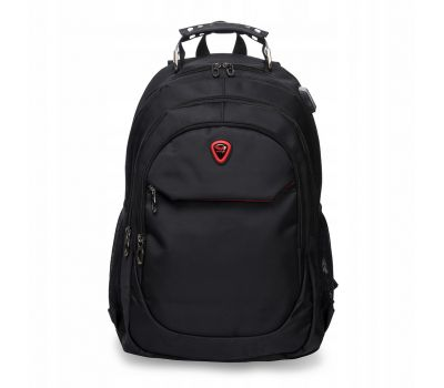 Городской рюкзак Wings BP18 черный 18 л