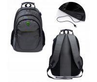 Городской рюкзак Wings BP18 темно-серый 18 л
