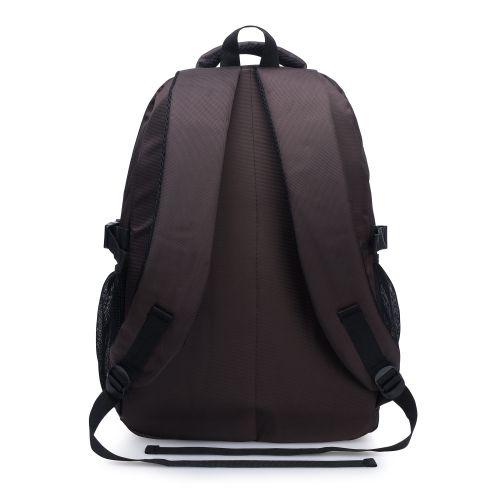 Городской рюкзак Wings BP51 кофейный 18 л