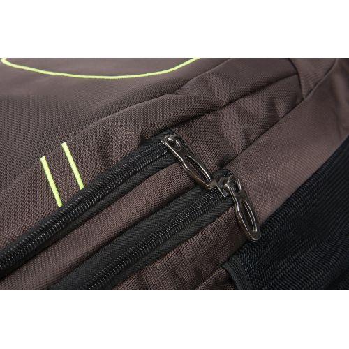 Городской рюкзак Wings BP52 кофейный 18 л