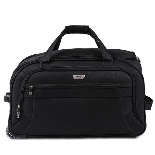 Дорожная сумка на 2 колесах Wings C1109 большая L черная