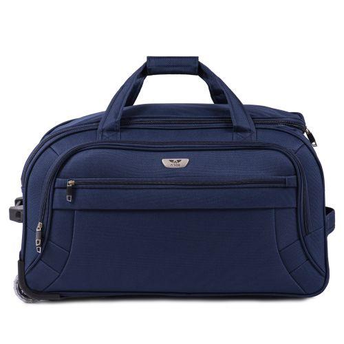 Набор дорожных сумок на 2 колесах Wings C1109 синий