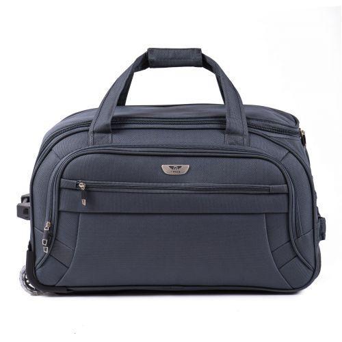 Дорожная сумка на 2 колесах Wings C1109 средняя M серая