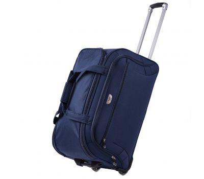Дорожная сумка на 2 колесах Wings C1109 большая L синяя