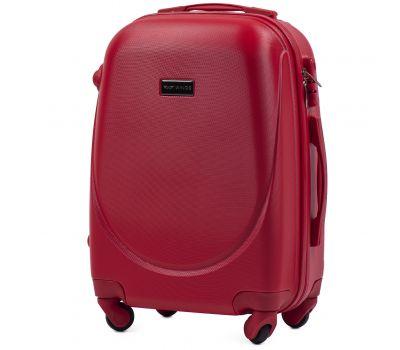 Дорожный чемодан на колесах Wings Goose 310K маленький красный