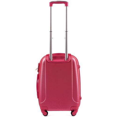 Комплект дорожных чемоданов на колесах Wings Goose 310K 3в1 розовый