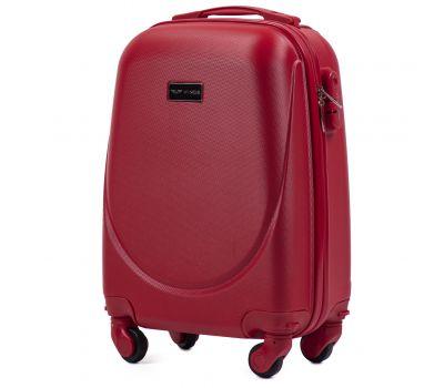 Дорожный чемодан для ручной клади Wings Goose 310K мини красный
