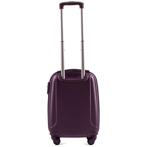 Дорожный чемодан для ручной клади Wings Goose 310K мини фиолетовый