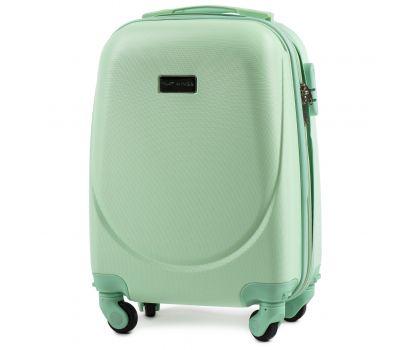 Дорожный чемодан для ручной клади Wings Goose 310K мини мятный