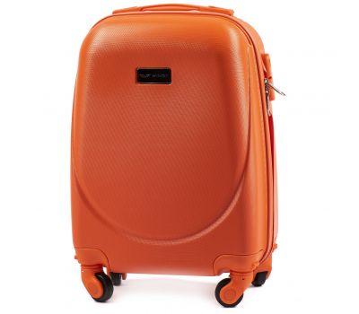 Дорожный чемодан для ручной клади Wings Goose 310K мини оранжевый