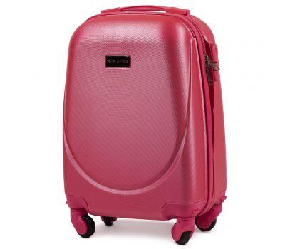 Дорожный чемодан для ручной клади Wings Goose 310K мини розовый