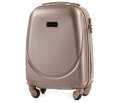 Дорожный чемодан для ручной клади Wings Goose 310K мини шампань
