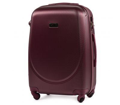 Дорожный чемодан на колесах Wings Goose 310K средний бордовый