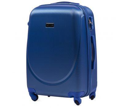 Дорожный чемодан на колесах Wings Goose 310K средний middle blue