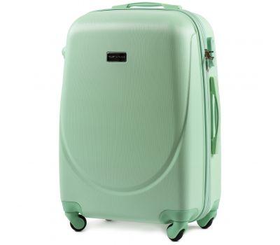 Дорожный чемодан на колесах Wings Goose 310K средний мятный