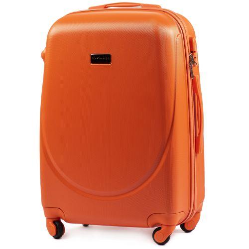 Комплект дорожных чемоданов на колесах Wings Goose 310K 3в1 оранжевый