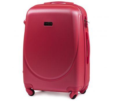 Дорожный чемодан на колесах Wings Goose 310K средний розовый