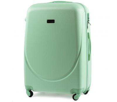 Дорожный чемодан на колесах Wings Goose 310K большой мятный