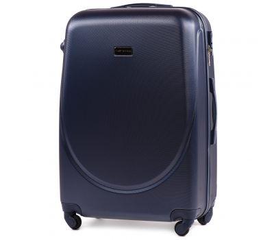 Дорожный чемодан на колесах Wings Goose 310K большой синий