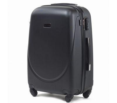 Дорожный чемодан на колесах Wings Goose 310K большой серый