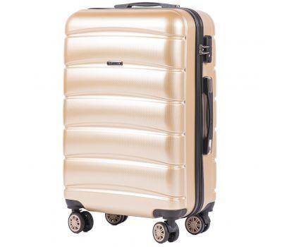 Поликарбонатный чемодан Wings Iberian 160 средний шампань