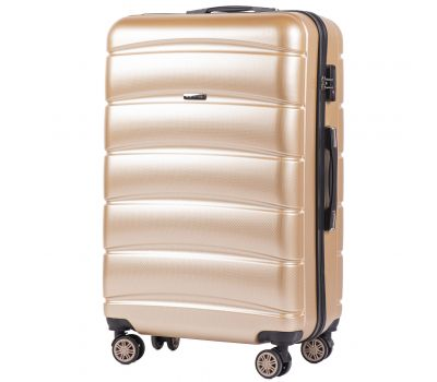 Поликарбонатный чемодан Wings Iberian 160 большой шампань