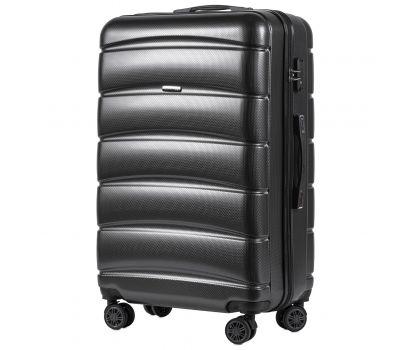 Поликарбонатный чемодан Wings Iberian 160 большой серый